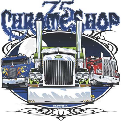75 Chrome Shop >> Dustin O Snell